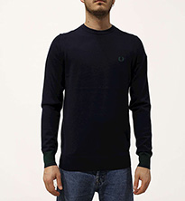 MAGLIONE FREDPERRY CONTRAST