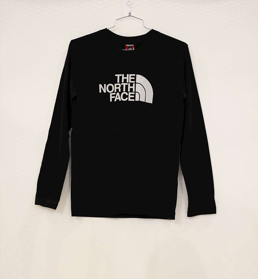 T-SHIRT A MANICA LUNGA THE NORTH FACE