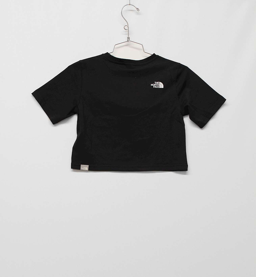 T-SHIRT THE NORTH FACE EASY CROPPED