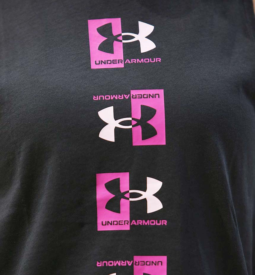 CANOTTA UNDER ARMOUR LIVE REPEAT