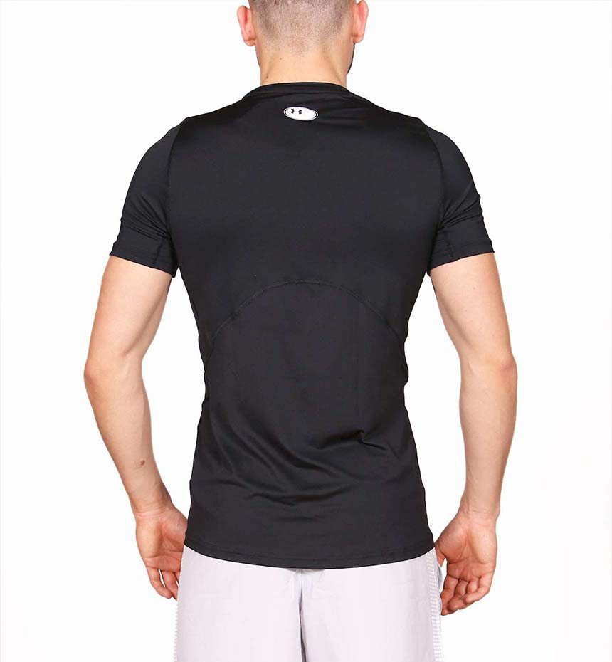 T-SHIRT UNDER ARMOUR UA HG ARMOUR FITTED SS