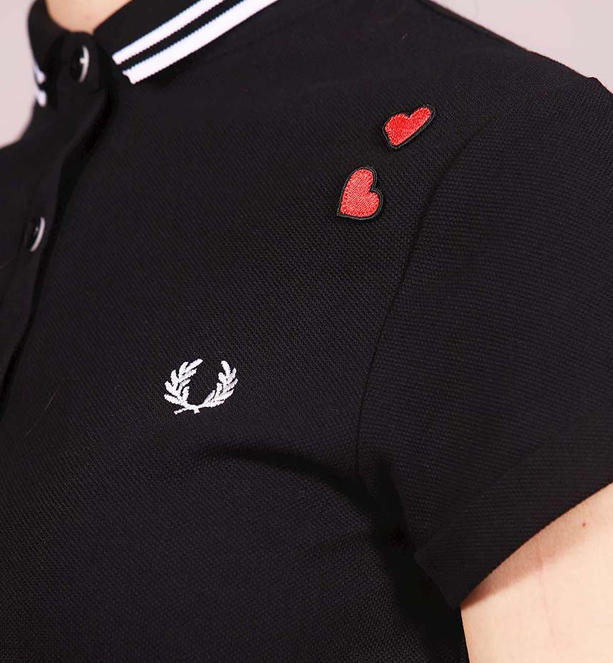 POLO-FRED PERRY AMY WINEHOUSE