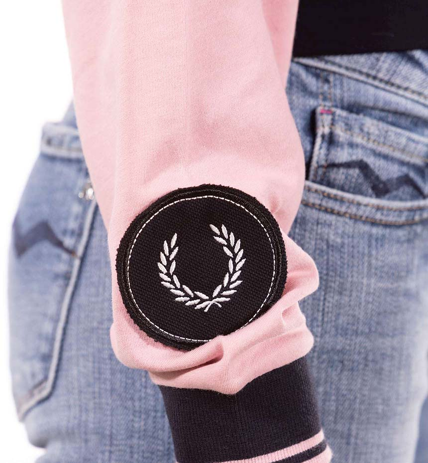 FELPA FRED PERRY BOLD BRANDED