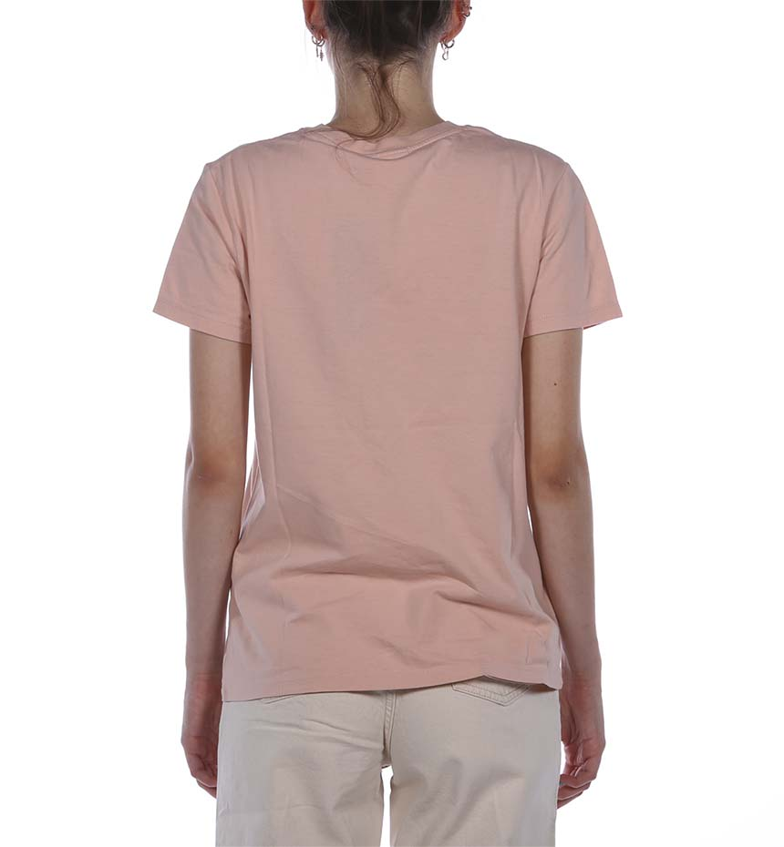 PERFECT TEE EVENING SAND ROSA